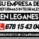 Reformas integrales Leganes