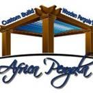 Africa Pergola