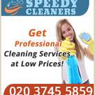 Speedy Cleaners London