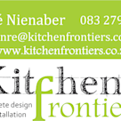 kitchen frontiers