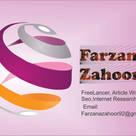 FarzanaZahoor