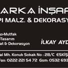 MARKA İNŞAAT YAPI MLZ. & DEKORASYON