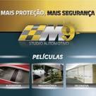 M9 Películas para Vidros