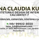 Lana Claudia Kunz Arquitetura