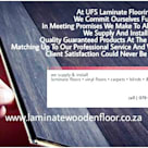 UFS Laminate Flooring