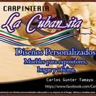 Carpintería La Cubanita