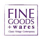 Fine Goods + Wares