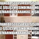 5333514937,MARANGOZ USTASI,MOBİLYA MONTAJ SERVİSİ,MECİDİYEKÖY,GÜLBAĞ,GAYRETTEPE,ETİLER,ŞİŞLİ FULYA
