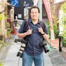 Photographer Simon Bonny