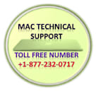 Mac Support Number 1-877-232-0717
