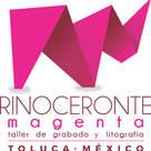Rinoceronte Magenta