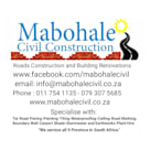 Mabohale Civil Construction