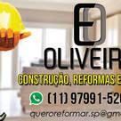OLIVEIRA – Construção, Reformas, Pinturas e Drywall