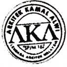 Arkitek Kamal Alwi