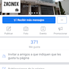 ZACINOX ZACATECAS