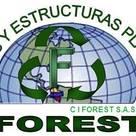 C I FOREST FORMAS Y ESTRUCTURAS PLÁSTICAS S.A.S