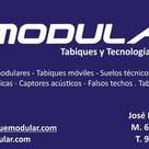 TABIQUES Y TECNOLOGIA MODULAR S.L