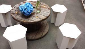 Stange design m bel accessoires in berlin homify for Papphocker berlin