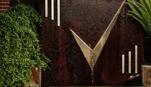 Jardín de estilo  por Slabon  Forja Creativa
