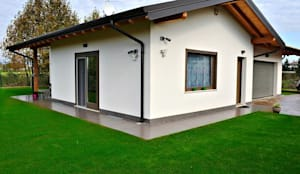 by Marlegno PREFABRICATED WOODEN BUILDINGS
