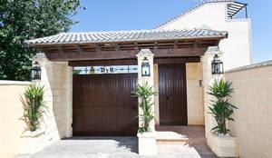 Janelas e portas clássicas por AZD Diseño Interior