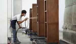 Fabrica muebles para decoradores arquitectos :  de estilo  de Ale debali study