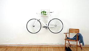 Living room theo MIKILI – Bicycle Furniture,
