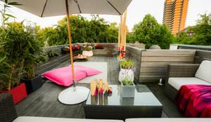 Balkon, veranda & terras door DIE BALKONGESTALTER