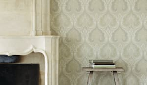 Wallpaper:  Walls & flooring by Mister Smith Interiors