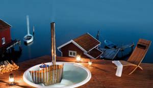 skargards panel der traditionelle hot tub aus schweden. Black Bedroom Furniture Sets. Home Design Ideas