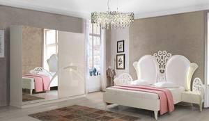 Столовая комната в . Автор – Mahir Mobilya