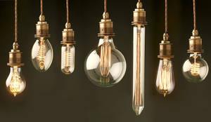 Salones de estilo  por Volani - Lighting Designs, Lda