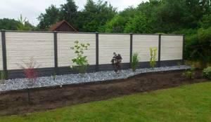 Projekty,  Ogród zaprojektowane przez Morganland