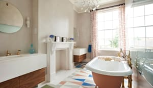 ريفي  تنفيذ Drummonds Bathrooms, ريفي