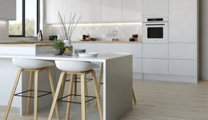 مطبخ تنفيذ Kitchen Stori