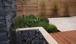 de estilo  de Hannah Collins Garden Design