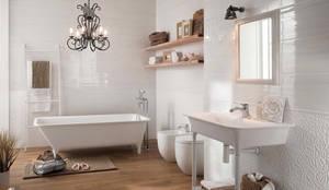 moderne Badkamer door Fap Ceramiche