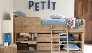 rustic Nursery/kid's room تنفيذ Loaf