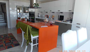 modern Kitchen by Vizyon mimarlık ve Dekorasyon
