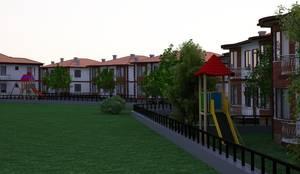 EMG Mimarlik Muhendislik Proje Çanakkale 0 286 222 01 77 – Hanzade Konakları özel:  tarz