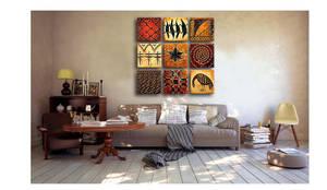 Salas de estilo  por BIMAGO