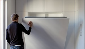 Dormitorios de estilo moderno por osb reformas