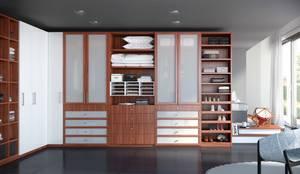 Interioriza: klasik tarz tarz Giyinme Odası