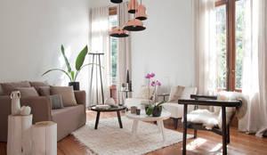 Colección Solsken: Livings de estilo moderno por Solsken