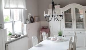 Küchendekoration  Küchendekoration im skandinavischem Stil by BinesStoffwerkstatt ...