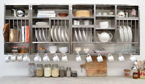 industrial Kitchen by The Plate Rack