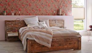 غرفة نوم تنفيذ Tischlerei Charakterstück