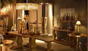 Esszimmer von Groothandel in decoratie en lifestyle artikelen