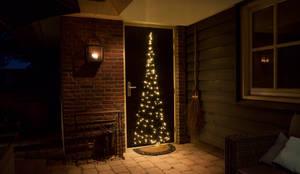 moderne Tuin door SOLAR Lighting - Powered by Nature!