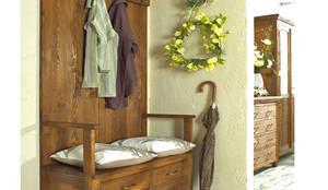 Garderobe Holz Massiv ~ Dielenmöbel garderoben und flurschränke von massiv aus holz homify